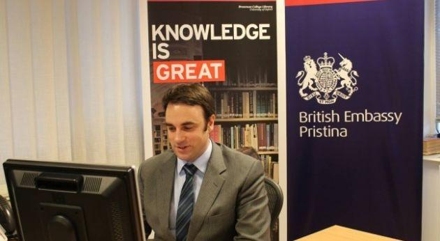 Britain supports the establishment of Kosovo Army