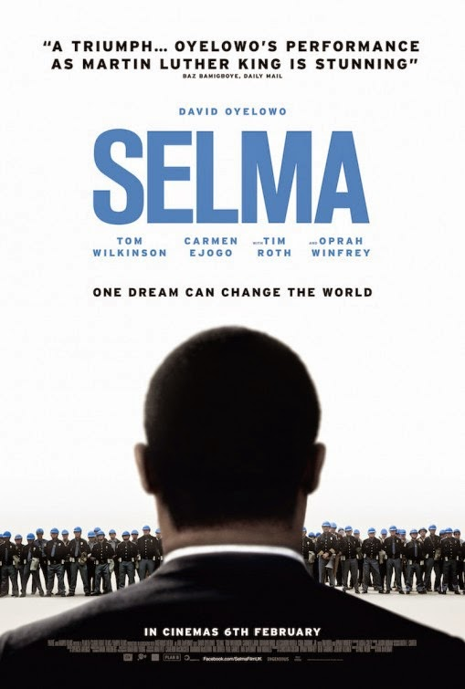 Selma UK movie poster