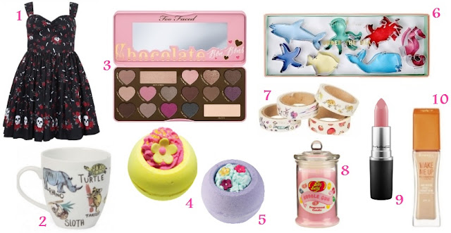 wishlist, fashion, beauty, lifestyle, stationary,