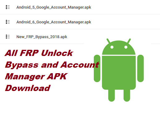Download New FRP Unlock/Bypass APK 2018 Here - Free Computer