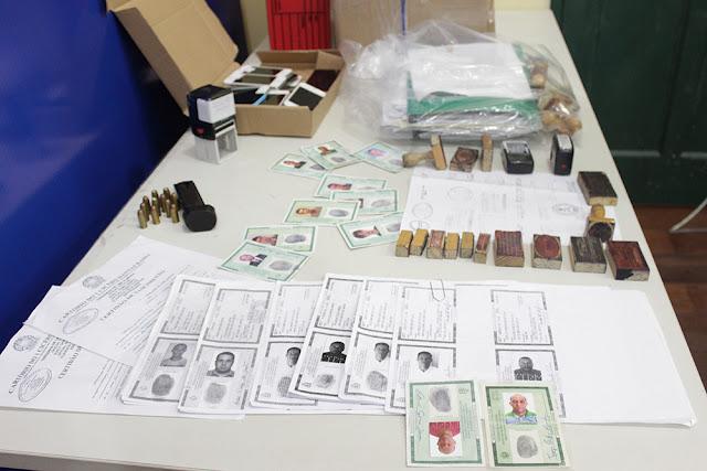 Polícia Civil desarticula quadrilha envolvida em fraudes na constituição de empresas privadas