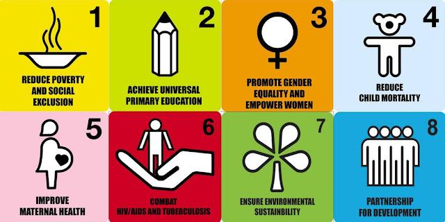 Tujuan MDGs (Millennium Development Goals)