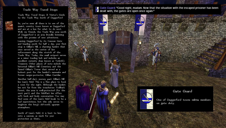 Darkness Over Daggerford Walkthrough - Part III   Lilura1