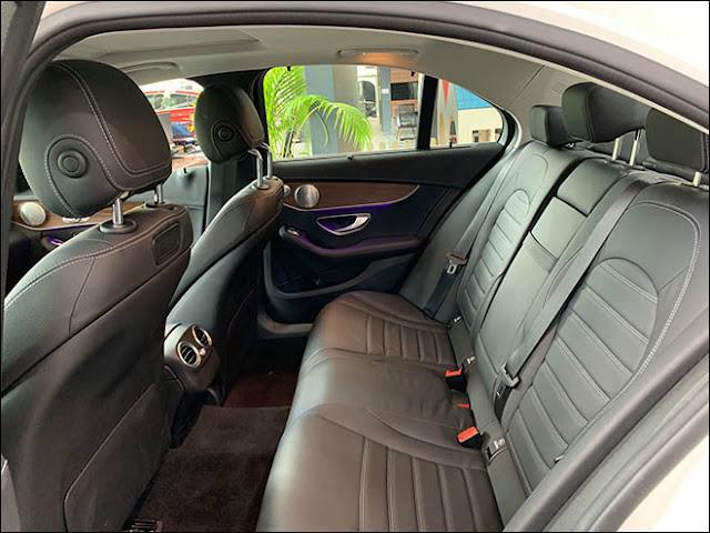 Cập nhật bảng giá xe Mercedes C-Class 2019 mới nhất, hỗ trợ 100% thuế trước bạ trong tháng 8