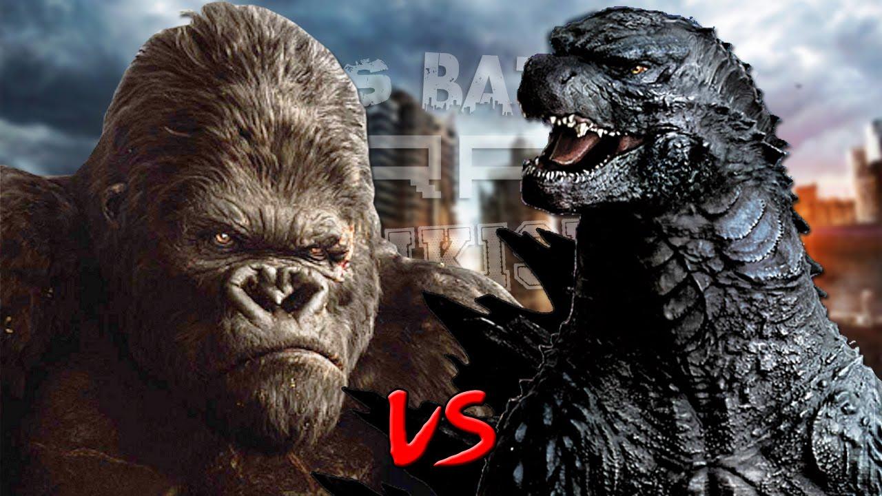 Ccc Clayton S Cinema Countdown King Kong 2005 Vs Godzilla 2014 Movie Vs Movie Issue 7