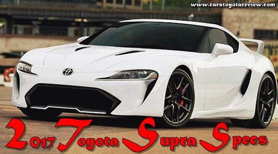 2017 Toyota Supra Specs - Maternity Back Historic Model