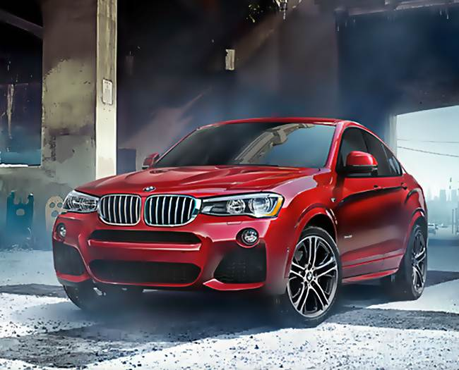 2016 BMW X4 Redesign