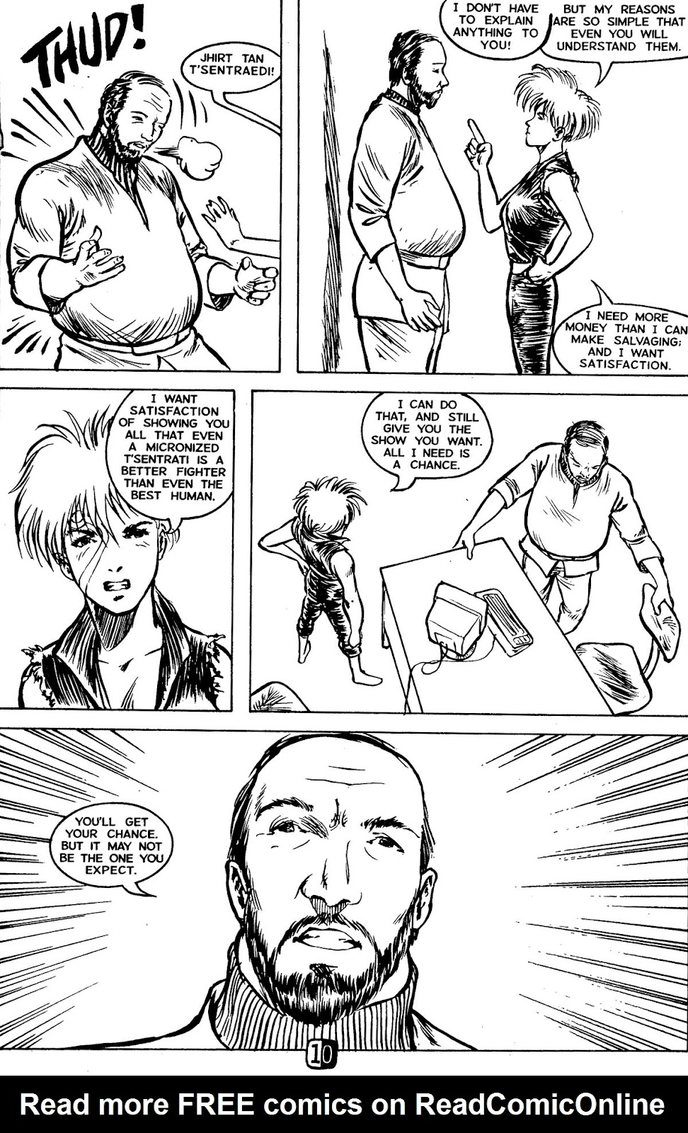 Robotech MechAngel issue 1 - Page 14