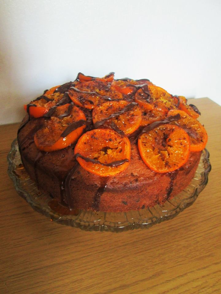 Mary Berry Chocolate Madeira Cake Recipe