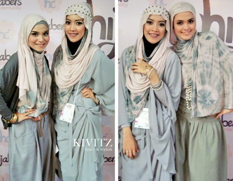 gambar model baju hijab terbaru