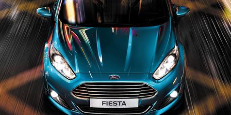New Ford Fiesta, Mobil Multi Fitur Untuk Urban Lifestyle