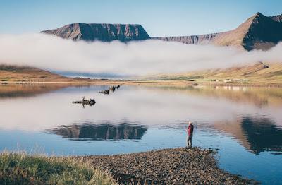 Aparte de la belleza natural de Ísafjörður también hay monumentos y museo