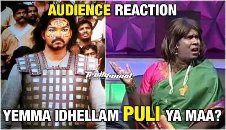 Vijay Puli Funny Pictures