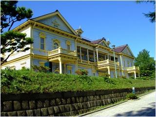 ศาลาประชาคมฮาโกดาเตะ (Old Public Hall of Hakodate Ward)