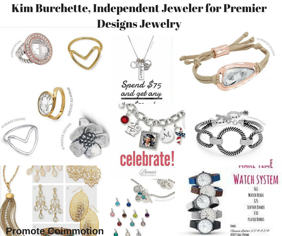 Kim Burchette, Independent Jeweler for Premier Designs Jewelry