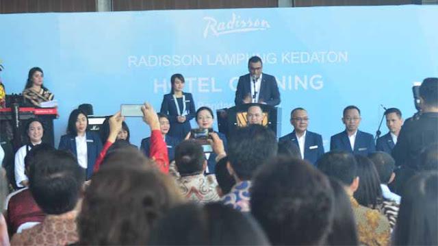 Hotel Radisson Lampung Kedaton