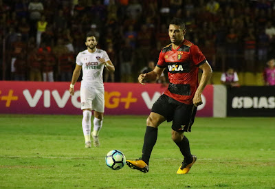 Sport arranca vitória em cima do Fluminense na série A