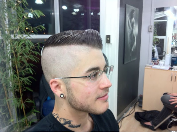 barber haircut styles