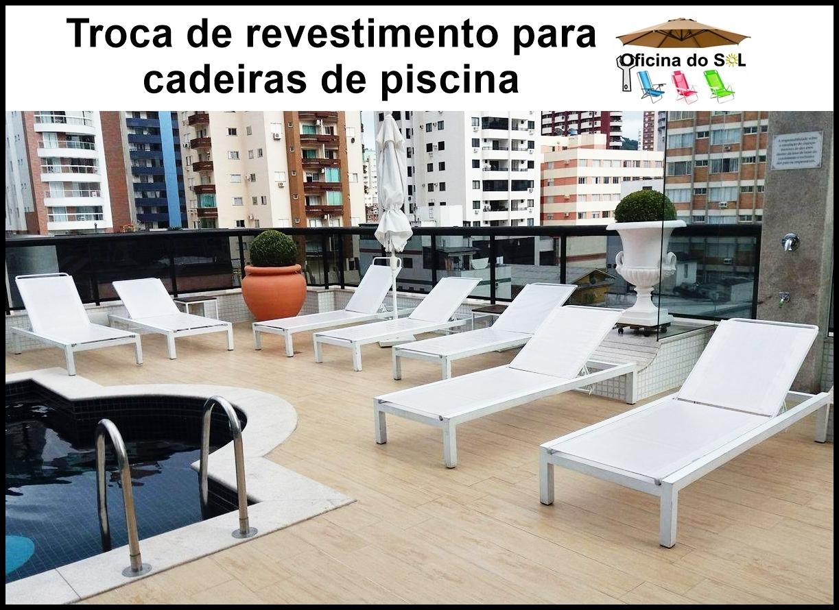 Cadeiras de piscina conserto reforma e manuten o for Sillas de piscina