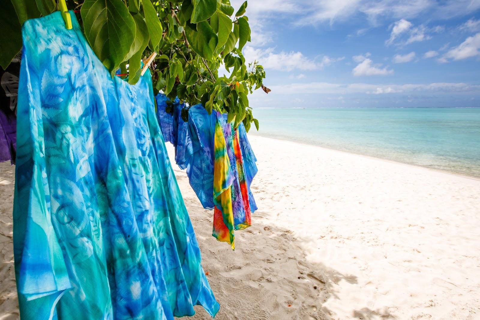 Bora Bora|Matira Beach 馬蒂拉海灘