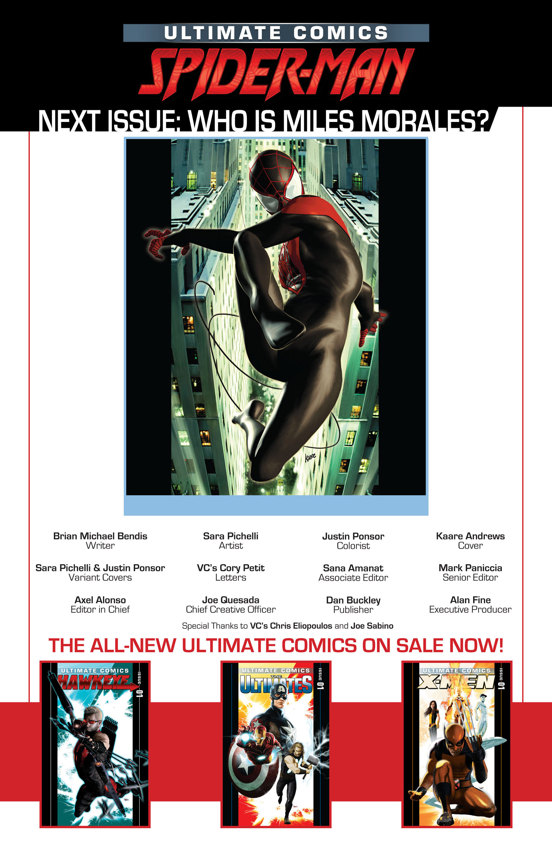 Read online Ultimate Comics Spider-Man (2011) comic -  Issue #1 - 20