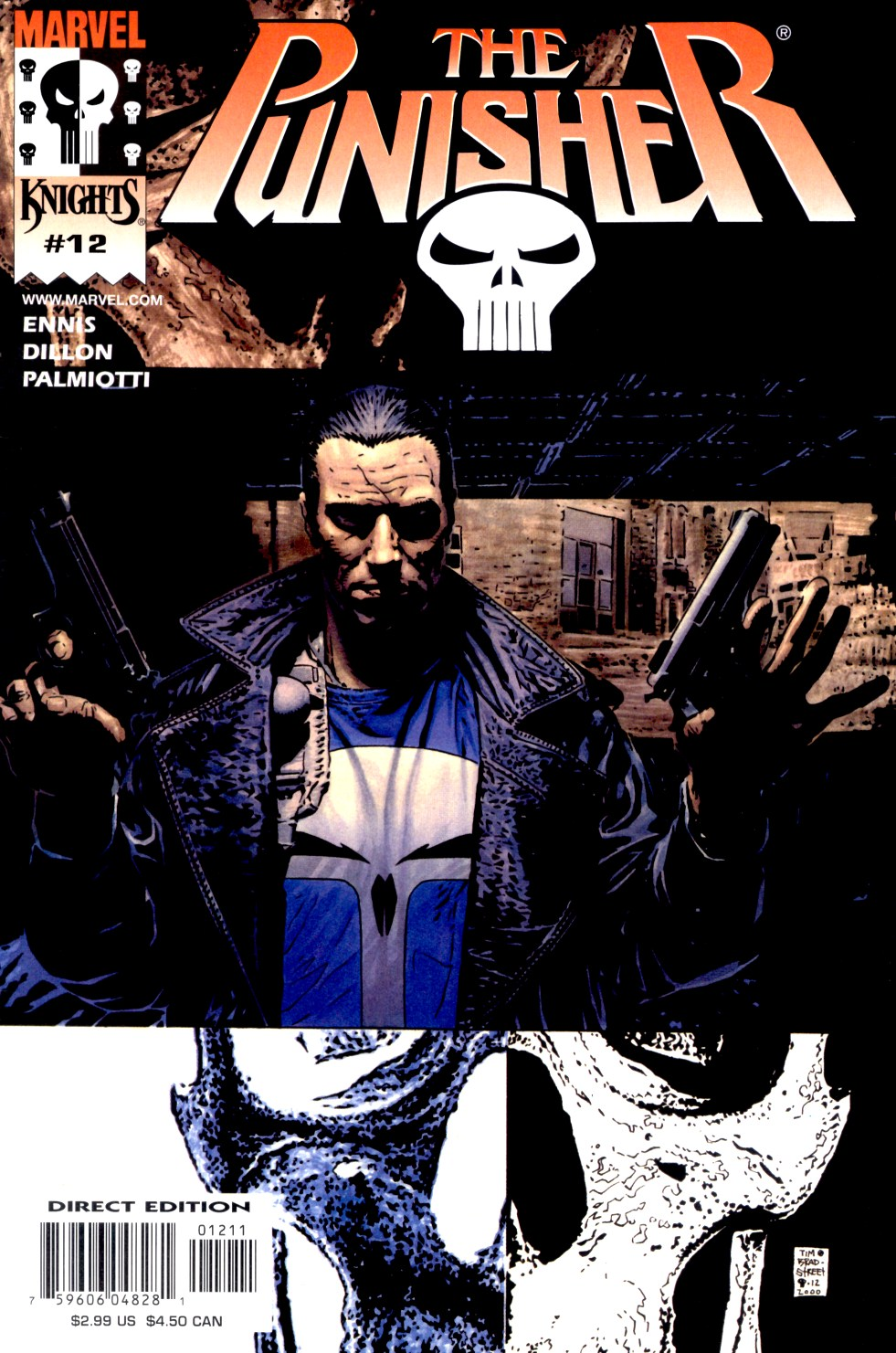 The Punisher (2000) 12 Page 1