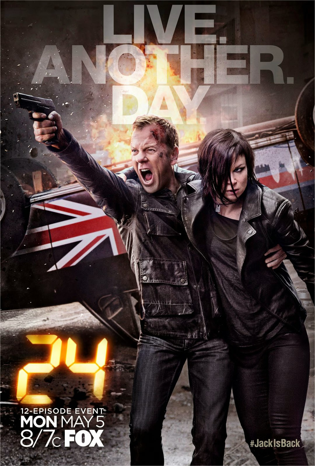 24  Live Another Day (2001– ) ταινιες online seires oipeirates greek subs
