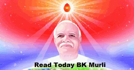 BK Today's Tamil Murli 24 Murli 2019