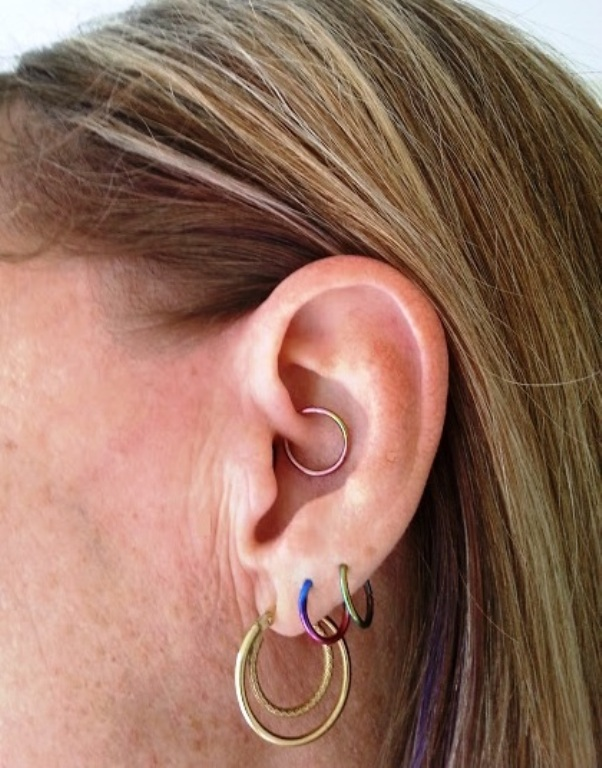 Daith Piercing for Migraines and Headaches - it worked for me!