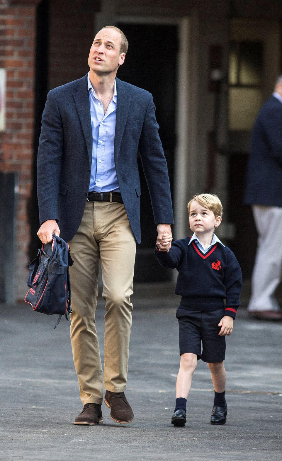 Royal Family Around the World: Prince George of Cambridge ...