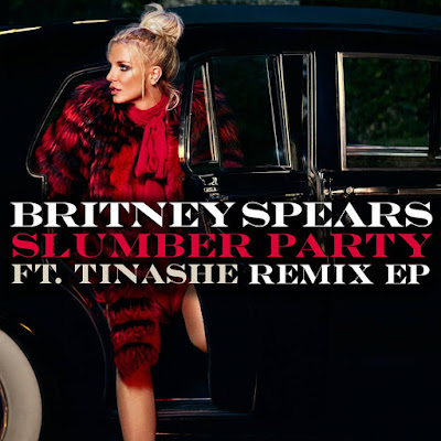 Britney Spears Drops 'Slumber Party' Remixes