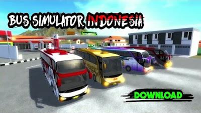 Download Bus Simulator Indonesia Mod Apk