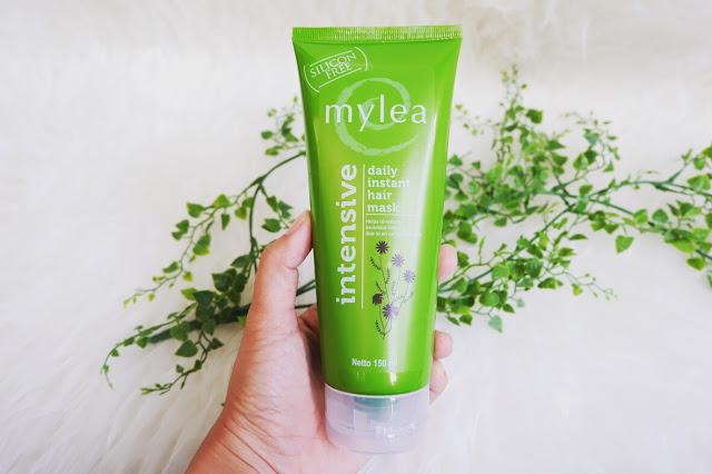 perawatan rambut rontok dengan mylea intensive hair care