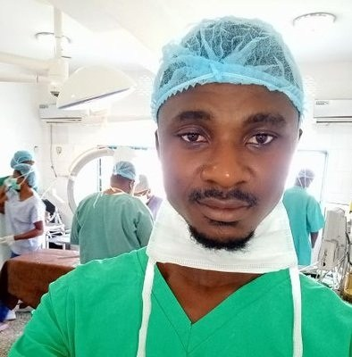 A Nigerian Doctor set to marry the older sister of his ex-girlfriend