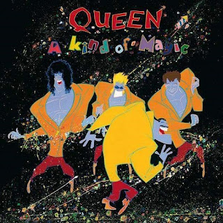 Queen Lyrics - A Kind Of Magic