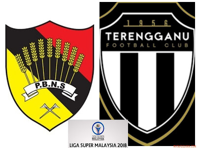 Live Streaming Negeri Sembilan vs Terengganu FC Liga Super 23 Februari 2018