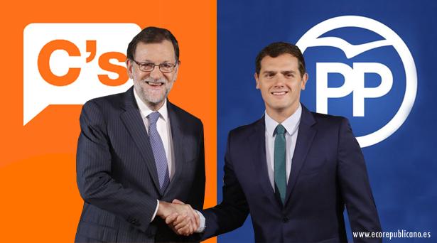 """El PP pacta los """"presupuestos de la miseria"""" con Ciudadanos y PNV"""