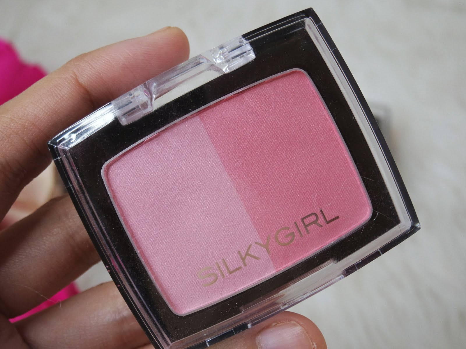 Silkygirl Shimmer Duo Blusher 02 Blushing Pink Daftar Harga Nez Color Contour Plus Amaranth There Are 4 Shades Available 01 Cheeky Peach 03 Rose