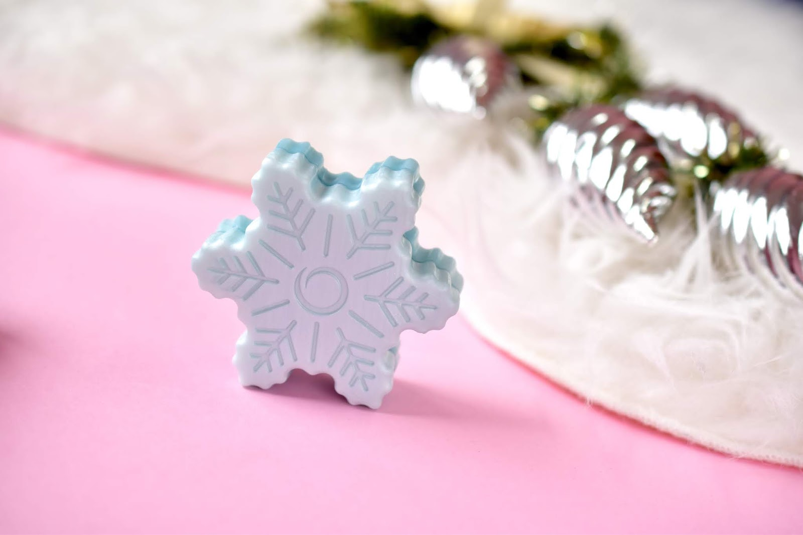mydlo Snow Sparkle