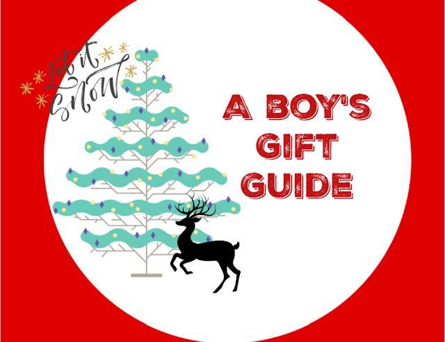 A Boy's Gift Guide - Kids