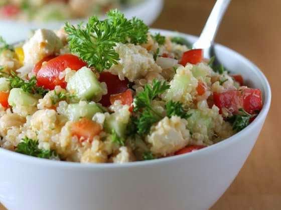 Preparare Reteta de Tabbouleh cu Quinoa Retete Blog