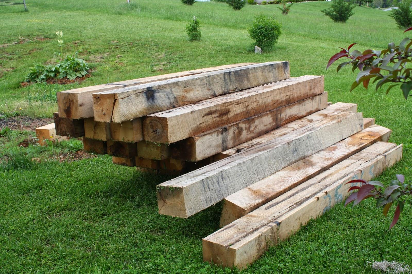 Raised Garden Bed Construction