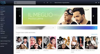 musica streaming amazon