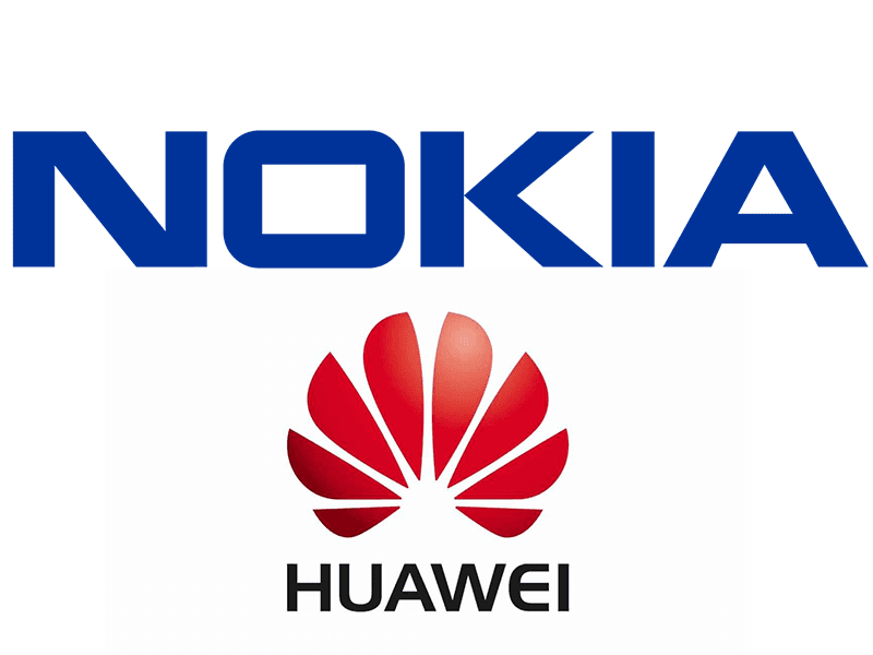 Huawei and Nokia agrees to a set of Patent Deals