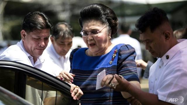 Setelah 27 Tahun, Imelda Marcos Akhirnya Divonis Bersalah