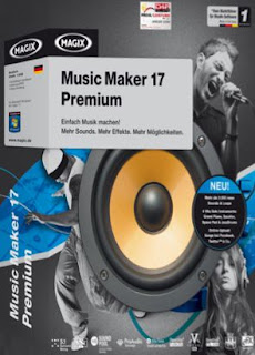 MAGIX Music Maker 2017 Premium | Crack with Content