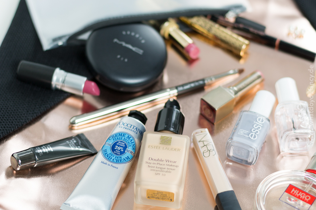 Fashion Week Berlin 2016 Beauty Essentials