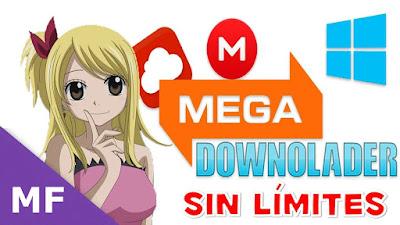 Como Descargar de Mega | Sin Limites