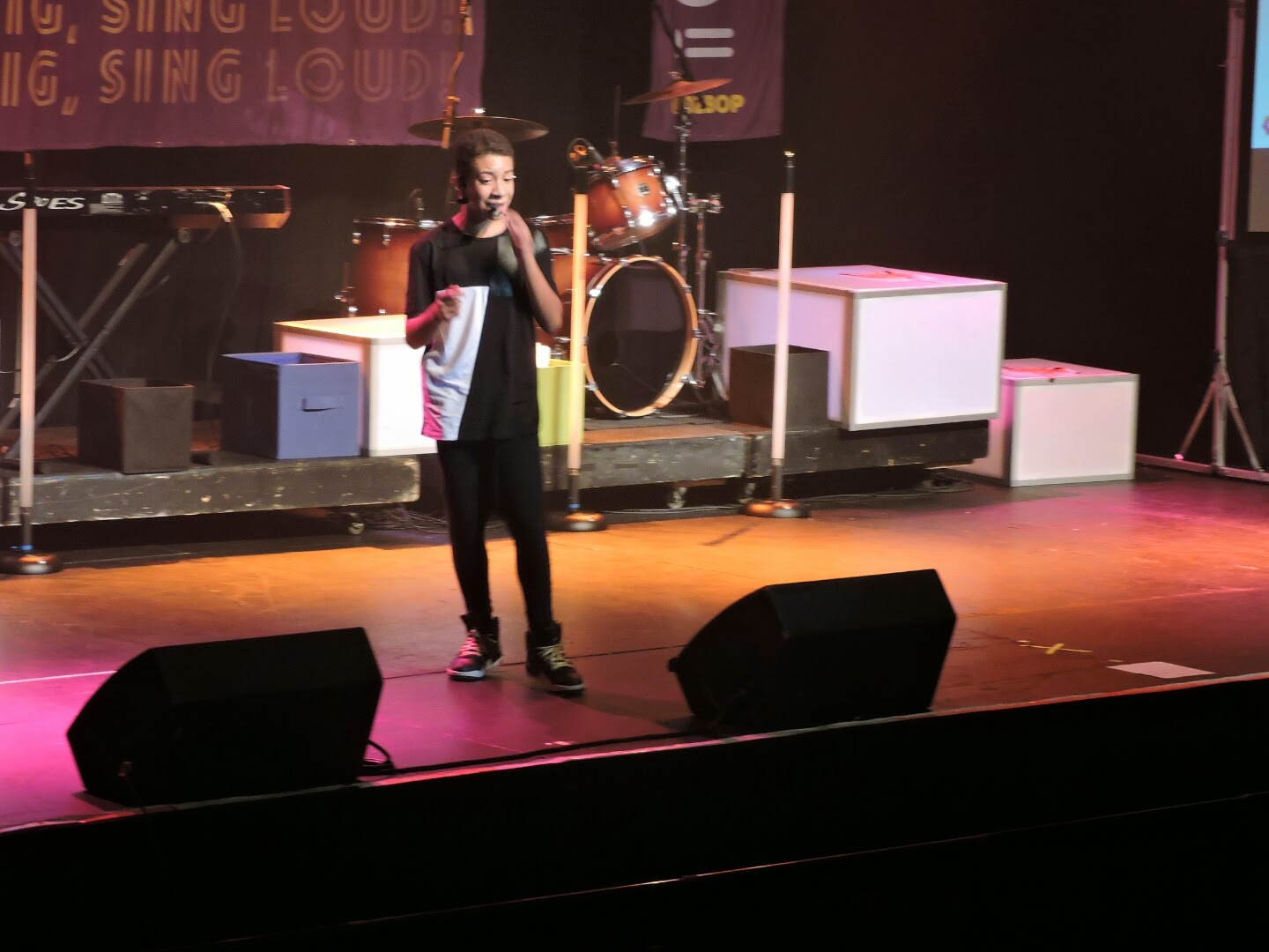 Kidz Bop Kids Concert Recap Review #DreamBigSingLoud via www.productreviewmom.com