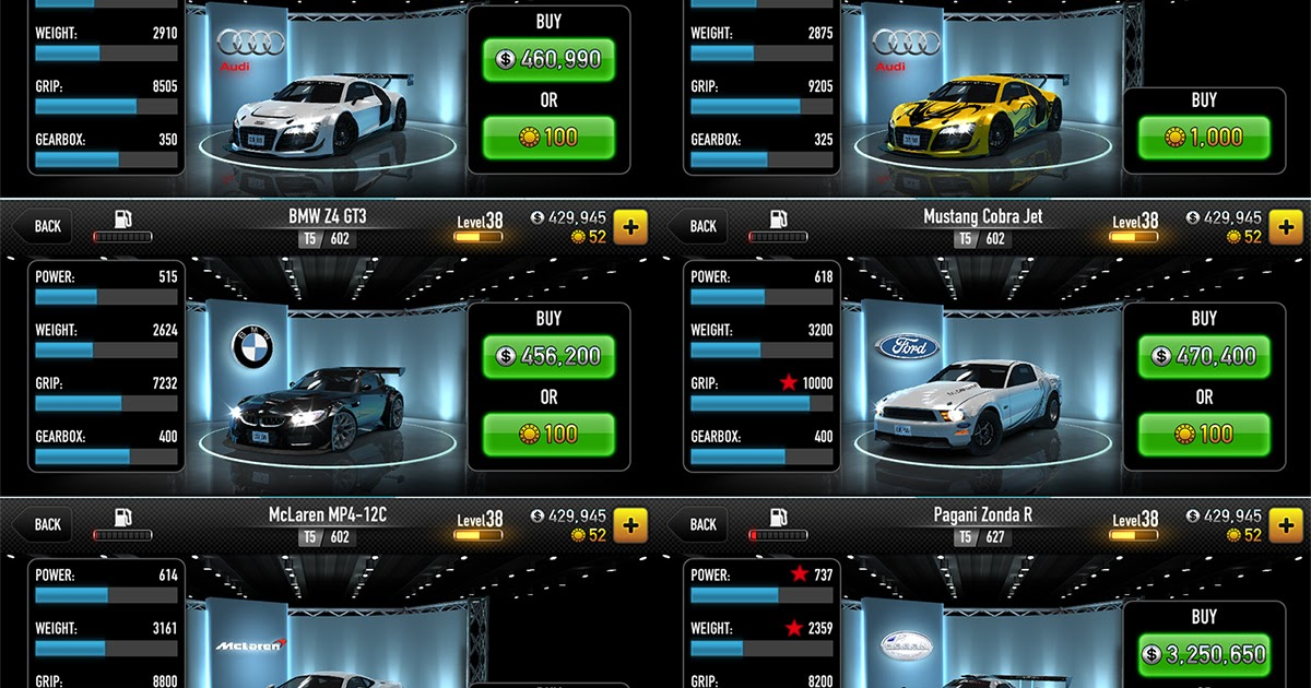 Pagani Zonda R Csr Racing Csr Racing Screenshot Csr